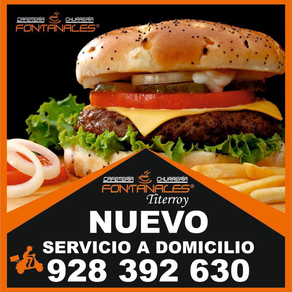 Cafetería Fontanales Arrecife Titerroy (1)