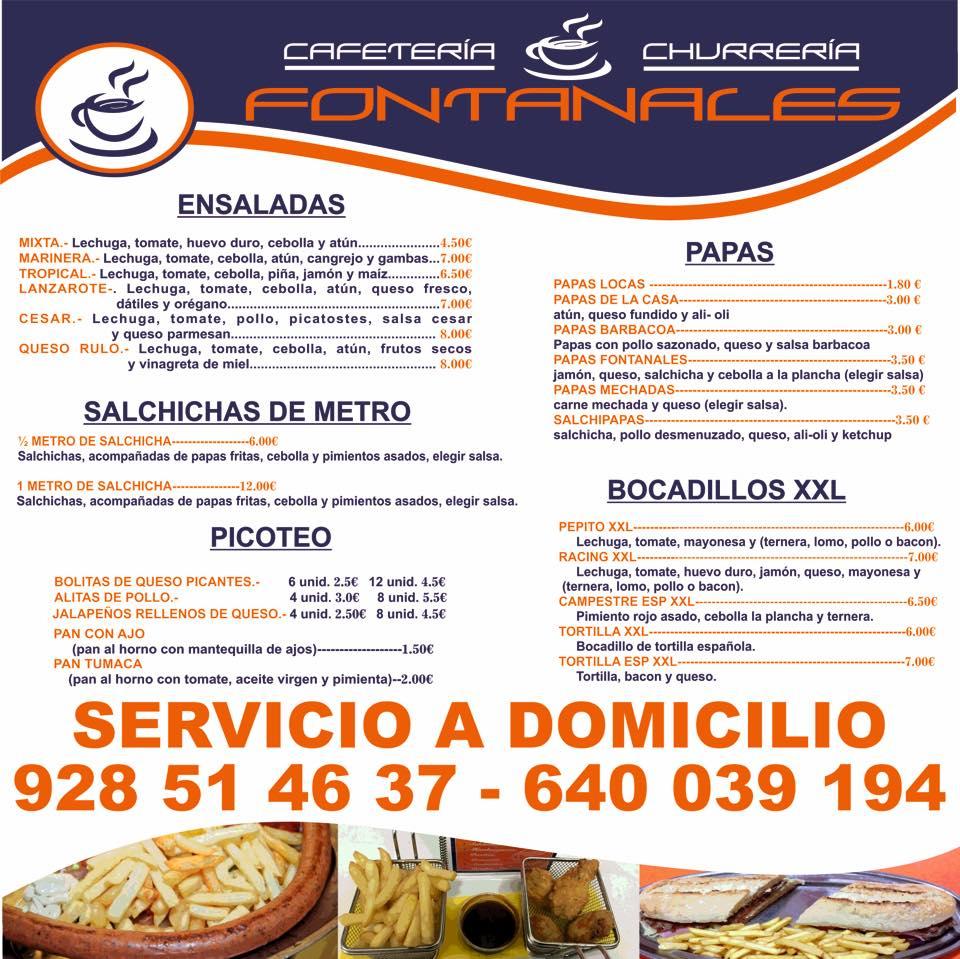 Cafetería Fontanales Arrecife Titerroy (5)